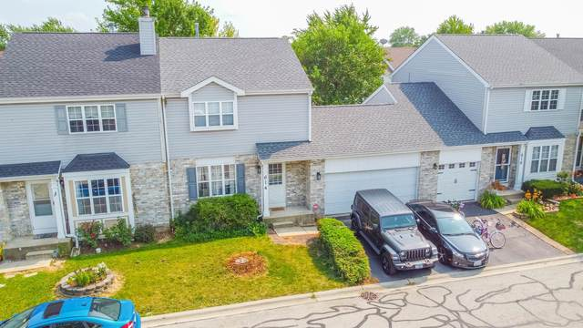 614 Glenhurst Court, Romeoville, IL 60446 (MLS #11171199) :: John Lyons Real Estate
