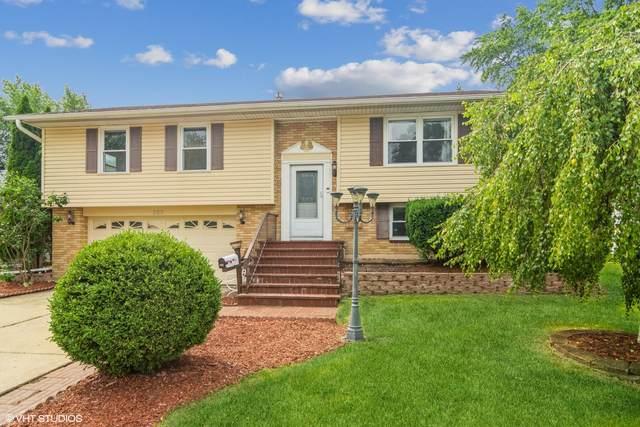 803 Larsen Avenue, Streamwood, IL 60107 (MLS #11171244) :: Suburban Life Realty