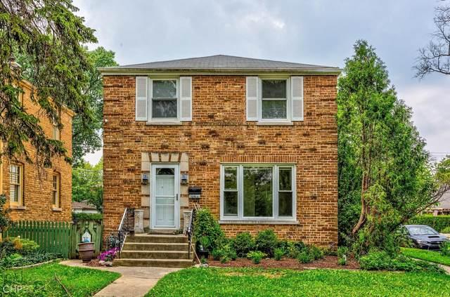 124 N Delphia Avenue, Park Ridge, IL 60068 (MLS #11171249) :: John Lyons Real Estate