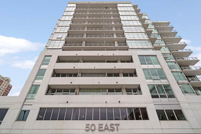 50 E 16th Street #612, Chicago, IL 60616 (MLS #11171254) :: Schoon Family Group