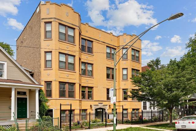 2430 N Washtenaw Avenue 1N, Chicago, IL 60647 (MLS #11171314) :: Ryan Dallas Real Estate