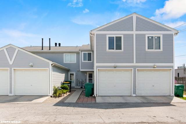 341 Meadow Green Lane #341, Round Lake Beach, IL 60073 (MLS #11171324) :: Lux Home Chicago