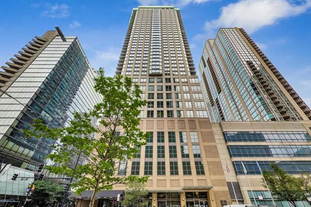 2 E Erie Street #3814, Chicago, IL 60611 (MLS #11171325) :: Lux Home Chicago