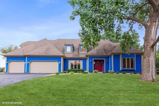 1102 Woodcrest Drive, Downers Grove, IL 60516 (MLS #11171326) :: O'Neil Property Group