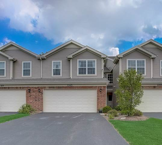 1165 W Lake Drive, Cary, IL 60013 (MLS #11171332) :: The Dena Furlow Team - Keller Williams Realty