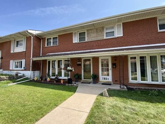 7859 N Nordica Avenue, Niles, IL 60714 (MLS #11171339) :: Lux Home Chicago