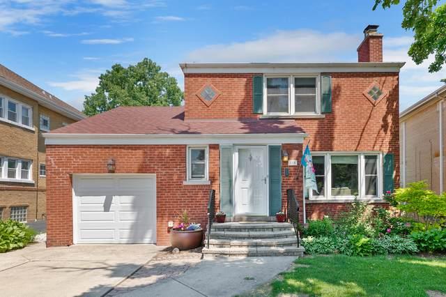 815 N La Grange Road, La Grange Park, IL 60526 (MLS #11171351) :: O'Neil Property Group