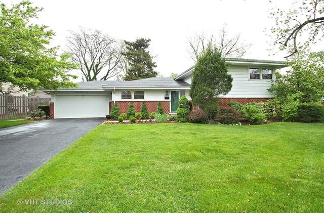 1409 Huntington Drive, Glenview, IL 60025 (MLS #11171359) :: The Wexler Group at Keller Williams Preferred Realty