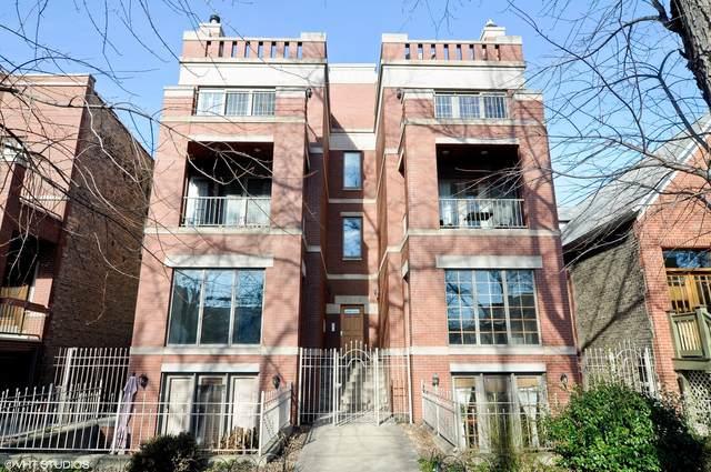 2140 W Haddon Avenue 3W, Chicago, IL 60622 (MLS #11171409) :: O'Neil Property Group