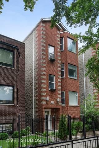 1822 W Ellen Street #4, Chicago, IL 60622 (MLS #11171412) :: O'Neil Property Group