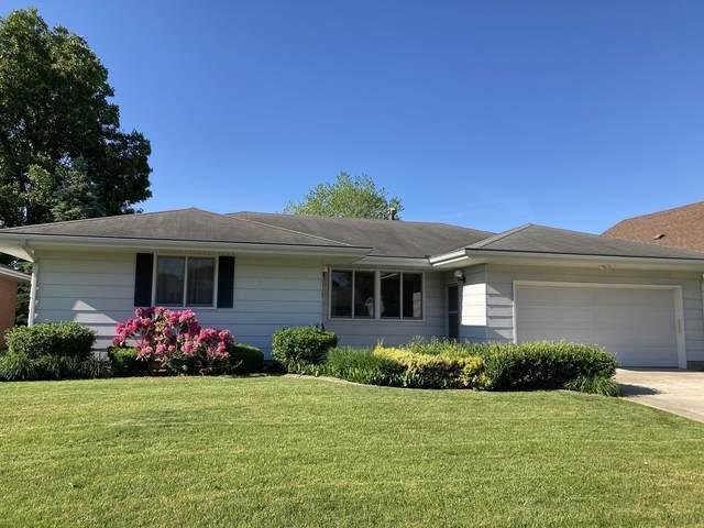 613 Broadmeadow Road, Rantoul, IL 61866 (MLS #11171413) :: Ryan Dallas Real Estate