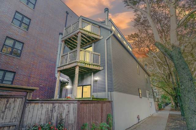 1009 W Wolfram Street 1E, Chicago, IL 60657 (MLS #11171416) :: Ryan Dallas Real Estate