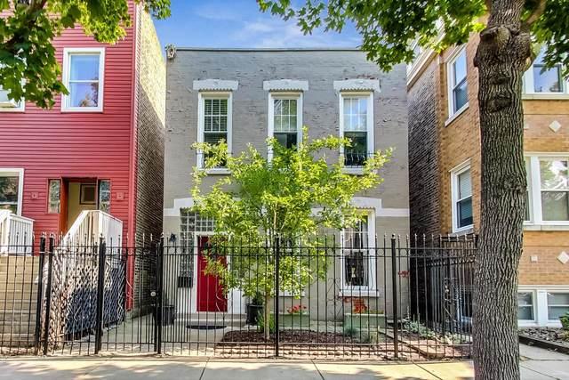 2229 W Huron Street, Chicago, IL 60612 (MLS #11171419) :: O'Neil Property Group
