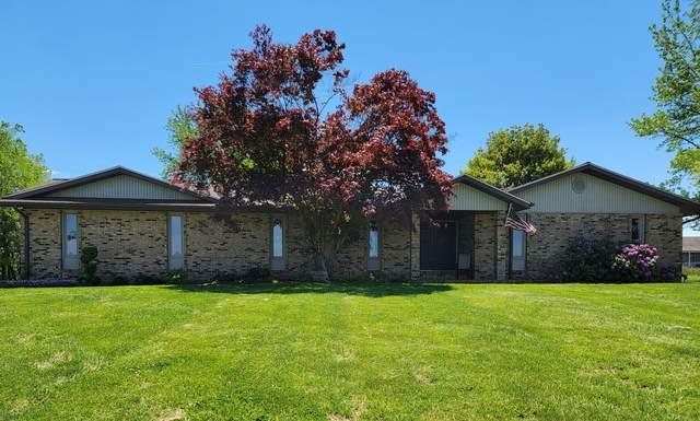 745 Goreville Road, Goreville, IL 62939 (MLS #11171426) :: Lewke Partners - Keller Williams Success Realty