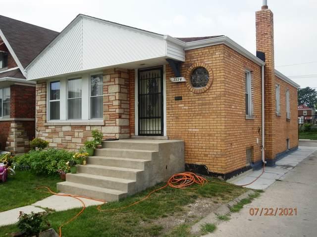 7114 S Francisco Avenue, Chicago, IL 60629 (MLS #11171429) :: Lewke Partners - Keller Williams Success Realty