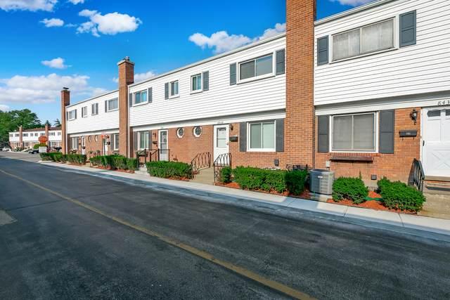 8439 Linder Court #8439, Skokie, IL 60077 (MLS #11171444) :: Ryan Dallas Real Estate