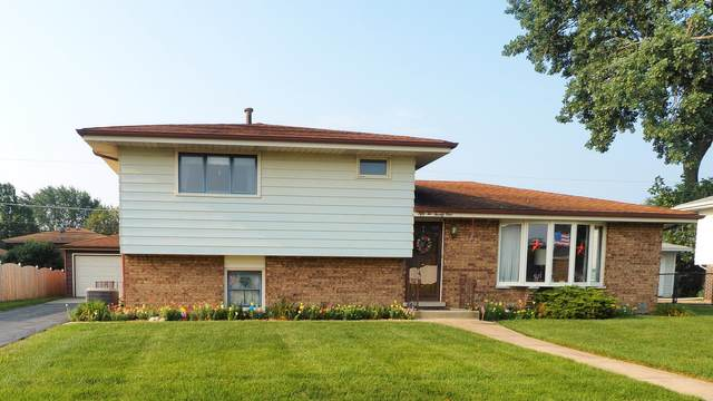 5221 136TH Place, Crestwood, IL 60418 (MLS #11171450) :: O'Neil Property Group
