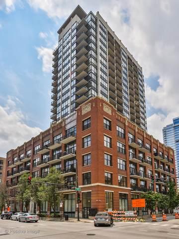 210 S Desplaines Street #1007, Chicago, IL 60661 (MLS #11171482) :: Lux Home Chicago