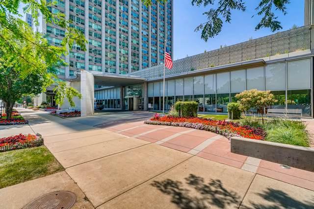 3600 N Lake Shore Drive #815, Chicago, IL 60613 (MLS #11171507) :: O'Neil Property Group