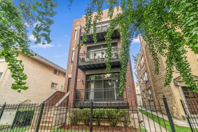 5537 N Campbell Avenue #4, Chicago, IL 60625 (MLS #11171517) :: Ryan Dallas Real Estate