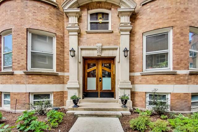 625 W Barry Avenue 2B, Chicago, IL 60657 (MLS #11171530) :: O'Neil Property Group