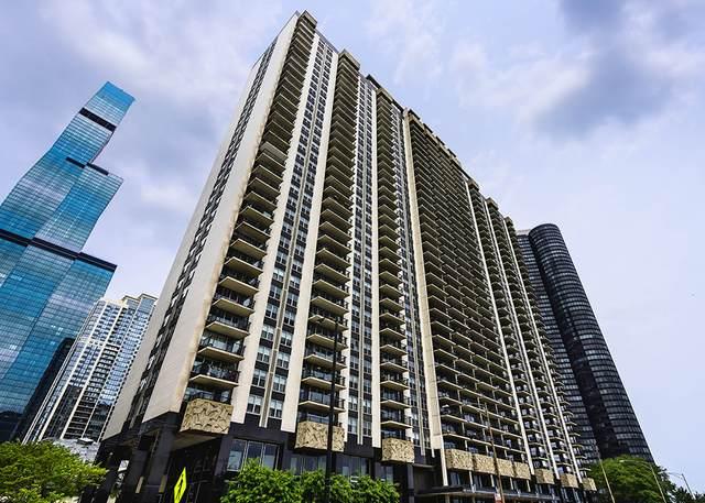 400 E Randolph Street #2818, Chicago, IL 60601 (MLS #11171587) :: Ryan Dallas Real Estate