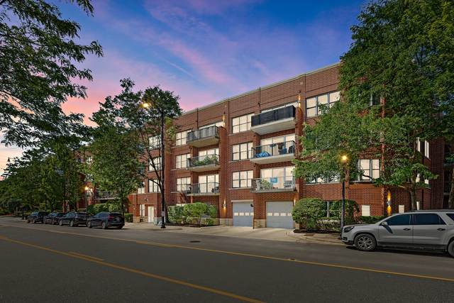 8200 N Lincoln Avenue #408, Skokie, IL 60077 (MLS #11171590) :: Ryan Dallas Real Estate