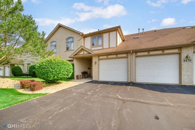 6420 Pine Trail Lane #1, Tinley Park, IL 60477 (MLS #11171624) :: Jacqui Miller Homes