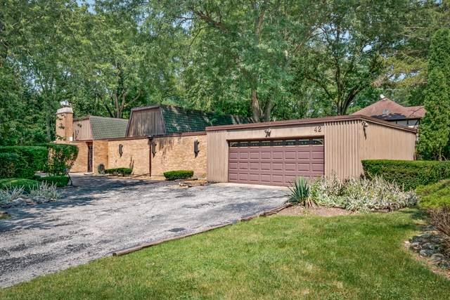 42 Oxford Drive, Lincolnshire, IL 60069 (MLS #11171645) :: Suburban Life Realty