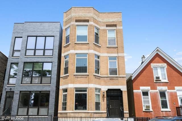 2644 W Augusta Boulevard #2, Chicago, IL 60622 (MLS #11171649) :: O'Neil Property Group