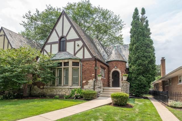 1143 N Kenilworth Avenue, Oak Park, IL 60302 (MLS #11171680) :: O'Neil Property Group