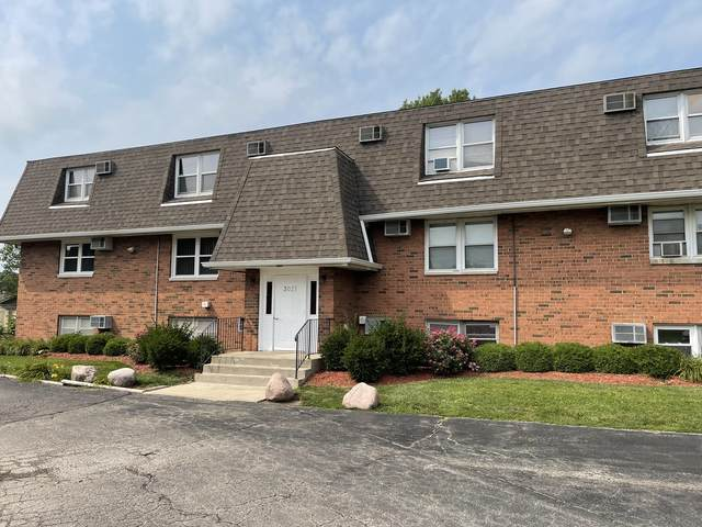 3021 Heritage Drive #3, Joliet, IL 60435 (MLS #11171685) :: The Wexler Group at Keller Williams Preferred Realty