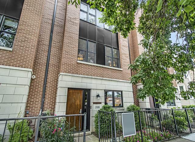 2109 W Berteau Avenue, Chicago, IL 60618 (MLS #11171718) :: Ryan Dallas Real Estate