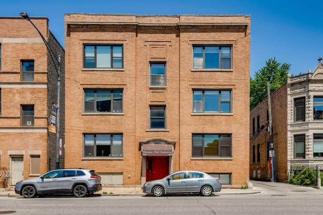 1466 W Irving Park Road 3E, Chicago, IL 60613 (MLS #11171722) :: O'Neil Property Group