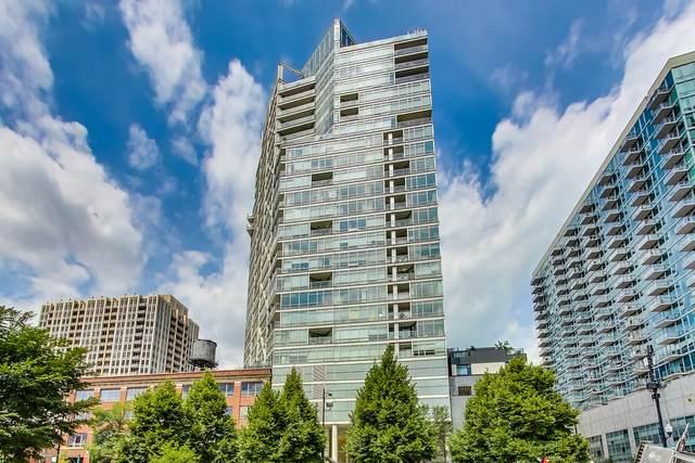 510 W Erie Street #808, Chicago, IL 60654 (MLS #11171743) :: Ryan Dallas Real Estate