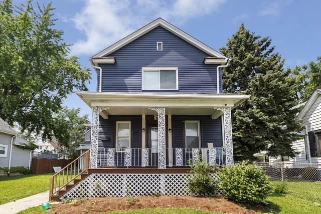 827 Cora Street, Joliet, IL 60435 (MLS #11171748) :: Suburban Life Realty