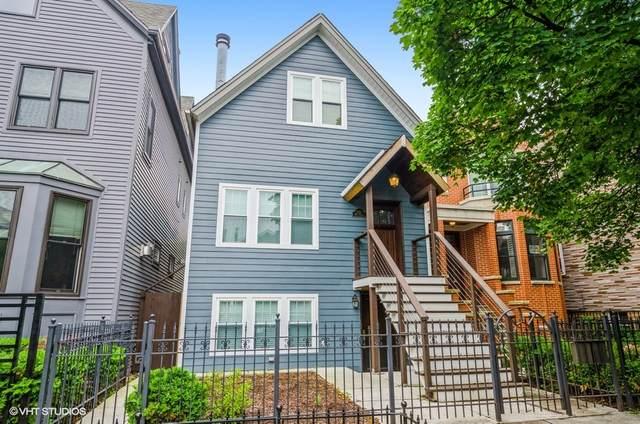 1323 W Nelson Street, Chicago, IL 60657 (MLS #11171751) :: O'Neil Property Group