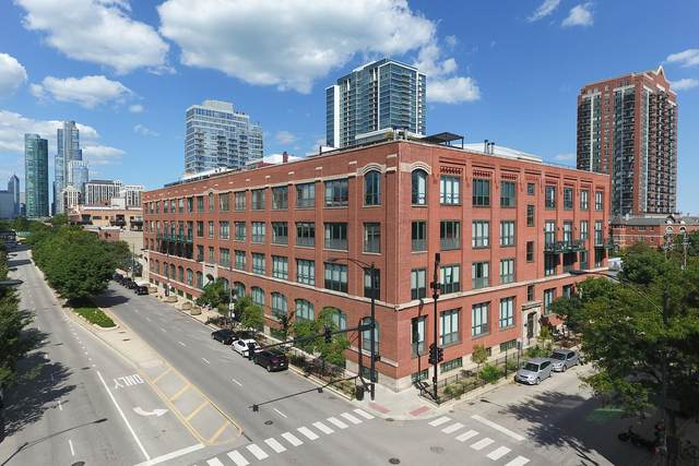 1727 S Indiana Avenue #214, Chicago, IL 60616 (MLS #11171772) :: Angela Walker Homes Real Estate Group