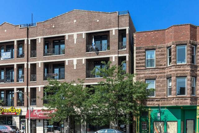 3416 N Sheffield Avenue #3, Chicago, IL 60657 (MLS #11171802) :: O'Neil Property Group