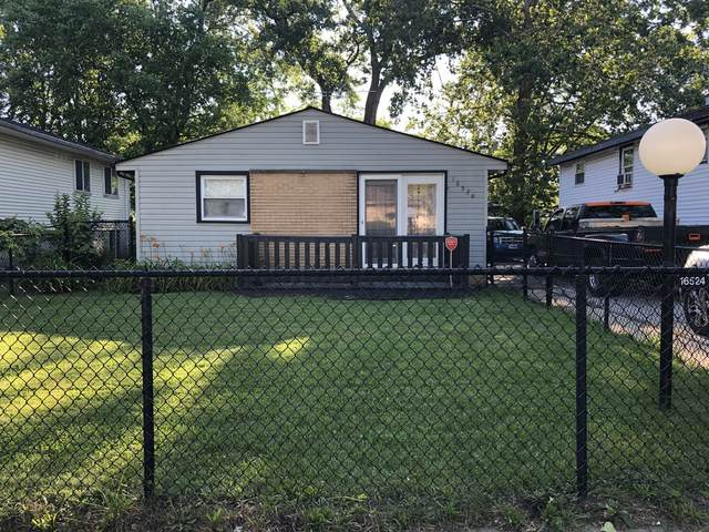 16524 Paulina Street, Markham, IL 60428 (MLS #11171820) :: The Wexler Group at Keller Williams Preferred Realty