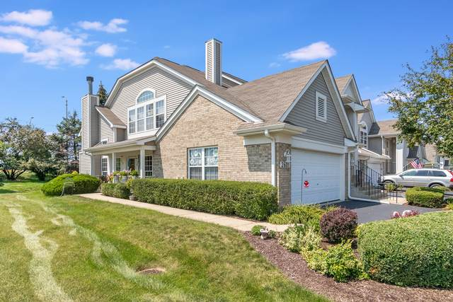 2601 Old Woods Trail #2601, Plainfield, IL 60586 (MLS #11171848) :: The Wexler Group at Keller Williams Preferred Realty