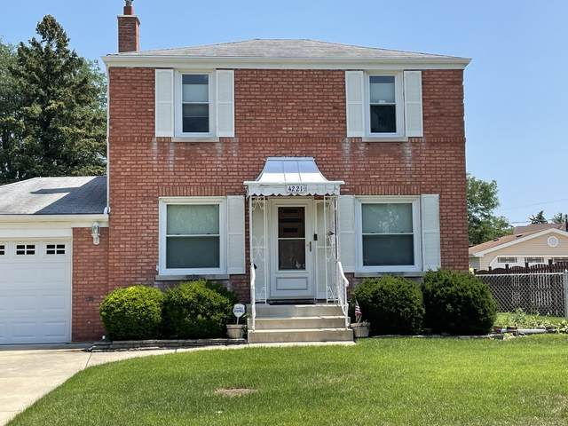 4221 N Oleander Avenue, Norridge, IL 60706 (MLS #11171879) :: John Lyons Real Estate