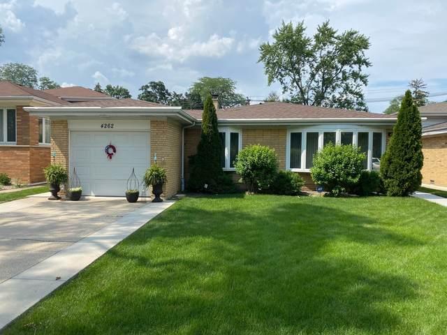 4262 W Pratt Avenue, Lincolnwood, IL 60712 (MLS #11171921) :: The Wexler Group at Keller Williams Preferred Realty