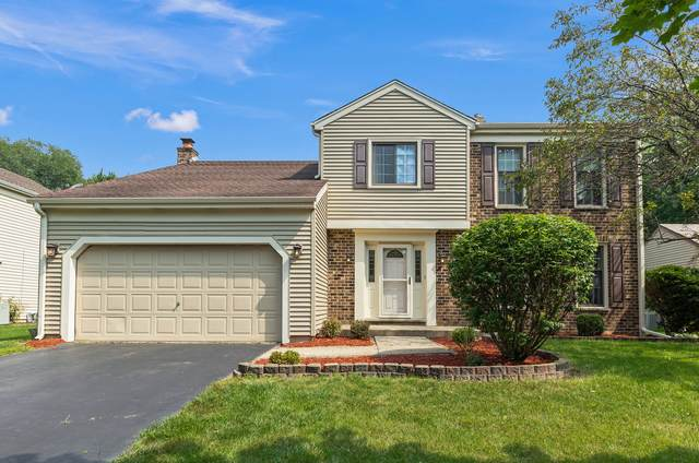 487 Newport Drive, Naperville, IL 60565 (MLS #11171931) :: The Wexler Group at Keller Williams Preferred Realty