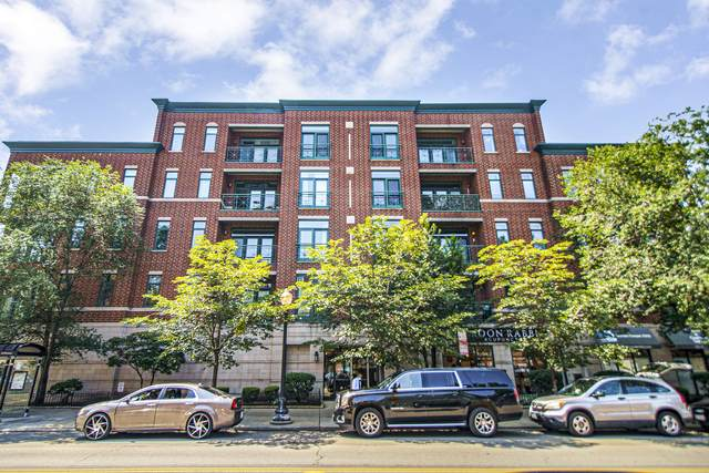 1111 W Madison Street 3D, Chicago, IL 60607 (MLS #11172003) :: Schoon Family Group