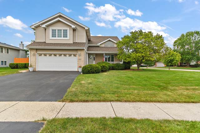 813 Wildwood Drive, New Lenox, IL 60451 (MLS #11172023) :: The Wexler Group at Keller Williams Preferred Realty