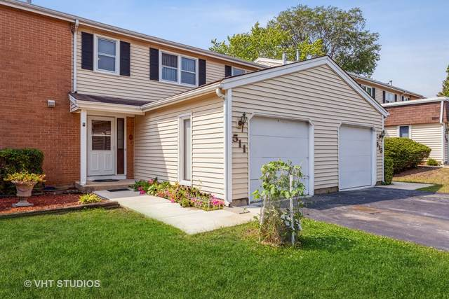 511 Monroe Road #511, Bolingbrook, IL 60440 (MLS #11172031) :: Littlefield Group