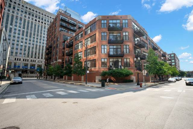 333 W Hubbard Street #612, Chicago, IL 60654 (MLS #11172033) :: Lewke Partners - Keller Williams Success Realty