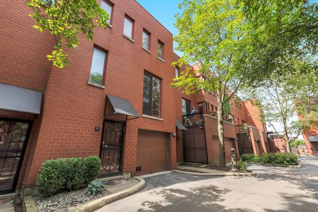 1320 S Federal Street D, Chicago, IL 60605 (MLS #11172046) :: Lewke Partners - Keller Williams Success Realty