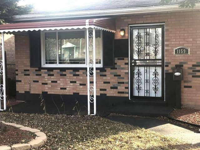 1159 W 112th Street, Chicago, IL 60643 (MLS #11172120) :: Suburban Life Realty